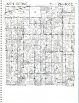 Map Image 014, Shelby County 1985